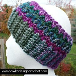Winter Earwarmer Free Pattern