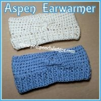 Aspen Earwarmer - Featured Free Pattern Friday