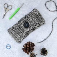 Basic Bulky Earwarmer - Featured Free Pattern Friday