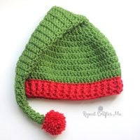Elf Hat by Sarah Zimmerman