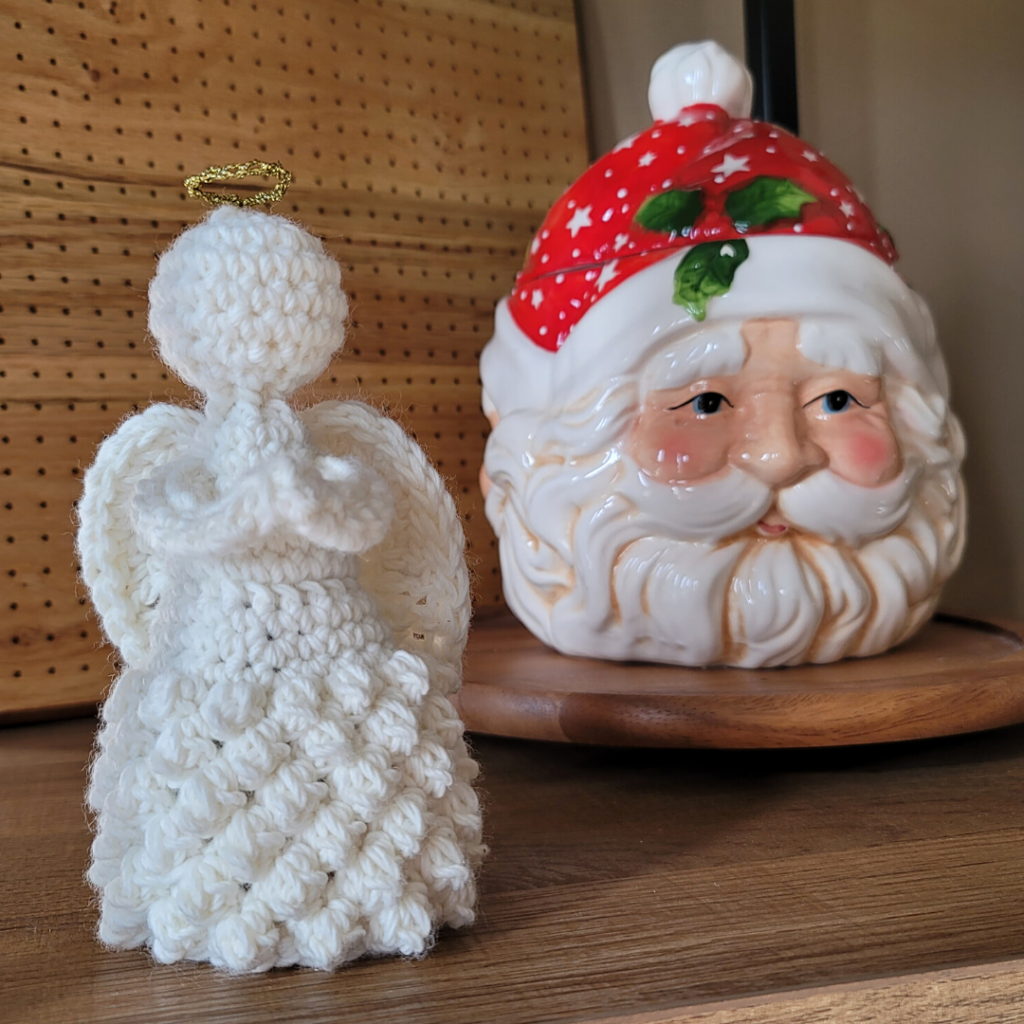 Furls Crochet Angel Pattern