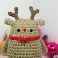 Holiday Reindeer FPF