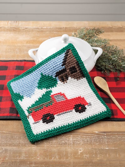 Big Book of Christmas Crochet from Annie's Craft Store
