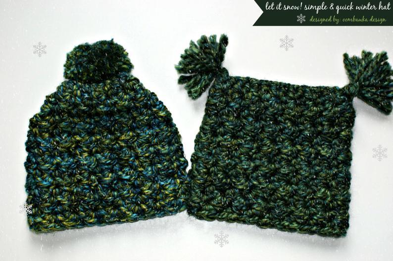 Let it Snow Hat