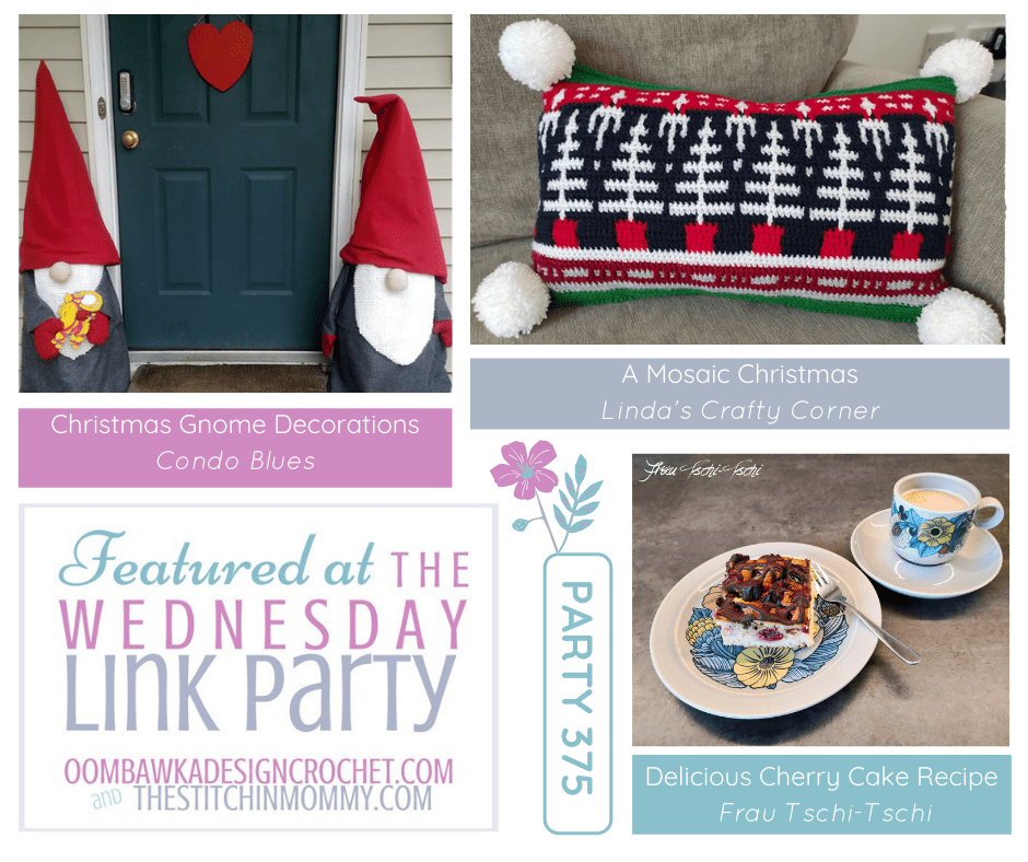 Wednesday Link Party 375
