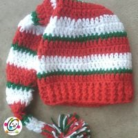Long Tail Stocking Hat by Heidi Yates