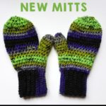 Mommy's New Mitts Oombawka Design