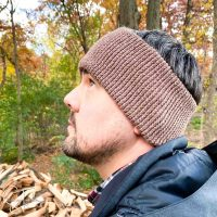 Mens Ear Warmer - Featured Free Pattern Friday