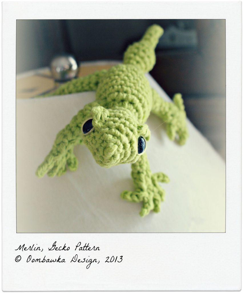 Merlin the Gecko