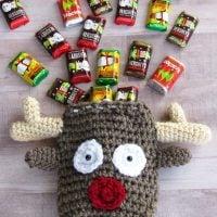 Reindeer Treat Bag - FPF