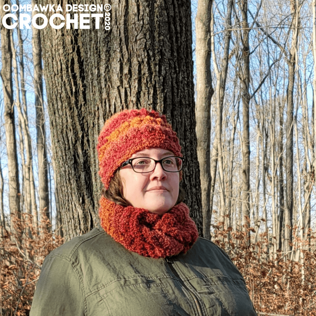 Warm and Toasty Winter Hat Pattern ODC2020