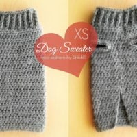 XS-Dog-Sweater - Free Pattern Friday