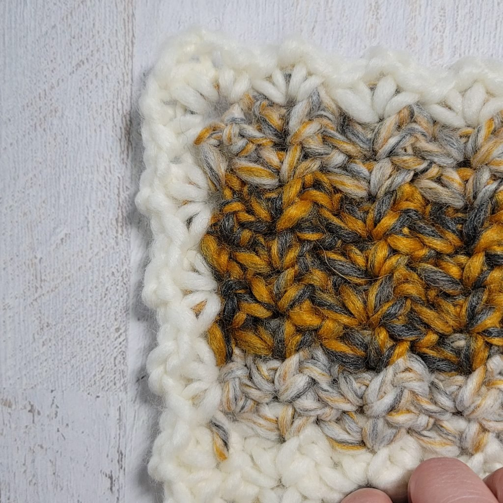 First Corner - Tutorial 2021 Here We Come Cowl