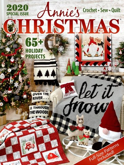 Annie's Christmas 2020 Special Issue - Review by Rhondda Mol