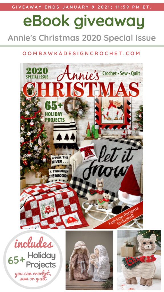 Annie's Christmas Patterns 2020 Special Issue