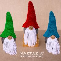 Christmas Gnome - Free Pattern Friday