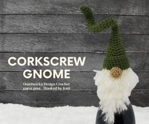 Corkscrew Gnome Pattern