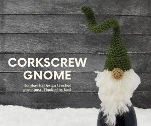 Corkscrew Gnome Pattern