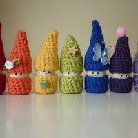 Crochet Korknisse - Free Pattern Friday