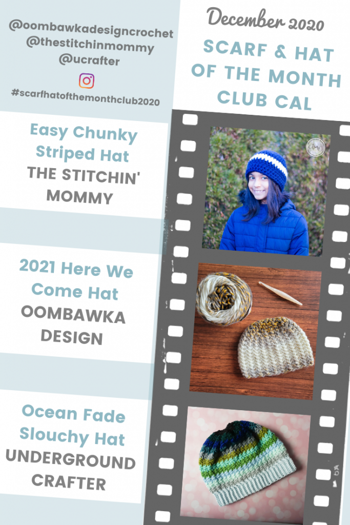 December 2020 Hat of the Month CAL