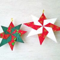 Featured Wednesday Link Party 378 - Star Christmas Ornament