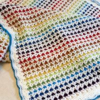 Happiest Blanket Ever - Free Pattern Friday