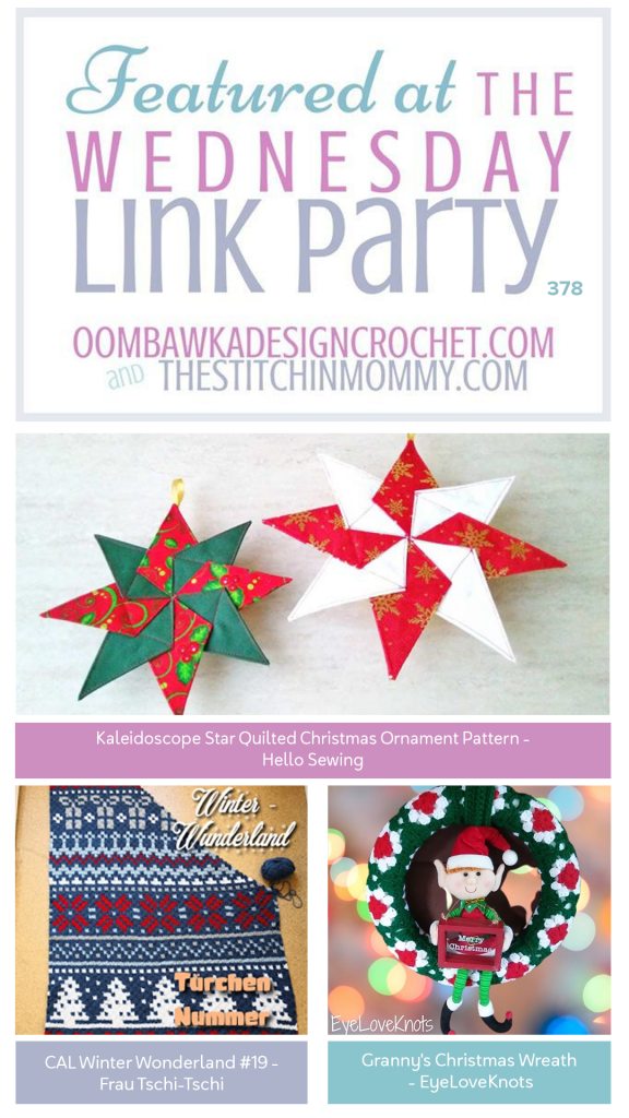 Wednesday Link Party 378