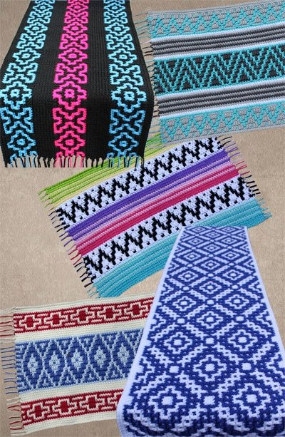 Native American Themed Placemats and Table Runners ePattern