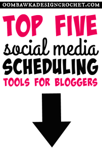 Top 5 Social Media Scheduling Tools For Bloggers