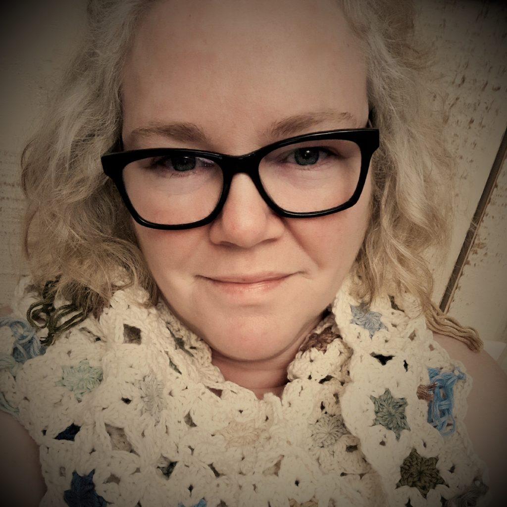 Melanie Grobler - MandMCrochetDesigns - Guest Designer for Oombawka Design Crochet