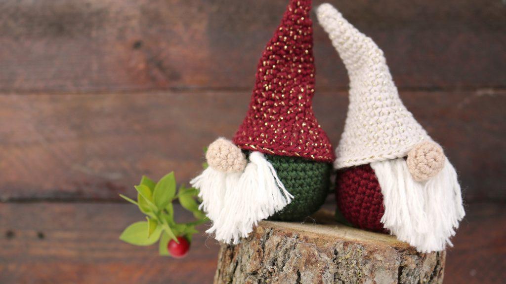 Nordic Gnome Amigurumi - Free Pattern Friday