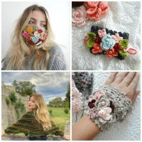 2020 Crochet Journey - Featured Link Party 380