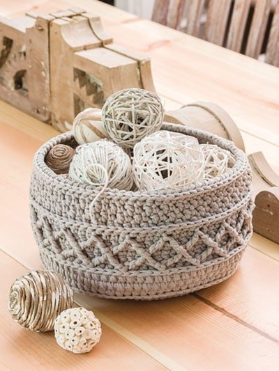 A Gansey Crochet Home - Annie's Craft Store - eBook Review and Giveaway by OombawkaDesignCrochet