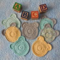Baby Washcloth - Featured Link Party 380