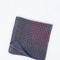 Block Stitch Baby Blanket - Free Pattern Friday