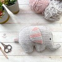 Chubby Elephant Pattern - Free Pattern Friday