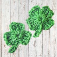 Clover Crochet Pattern - Free Pattern Friday