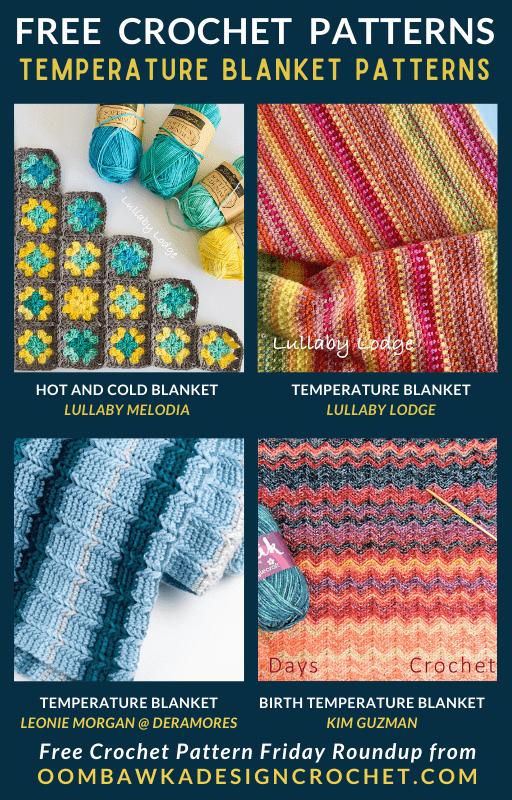 Free Temperature Blanket Patterns