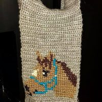 Horse Shawl Wednesday Link Party
