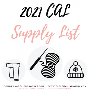 Supply List CAL2021