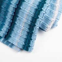 Temperature Blanket Deramores - Free Pattern Friday