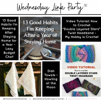 Wednesday Link Party 382 Features