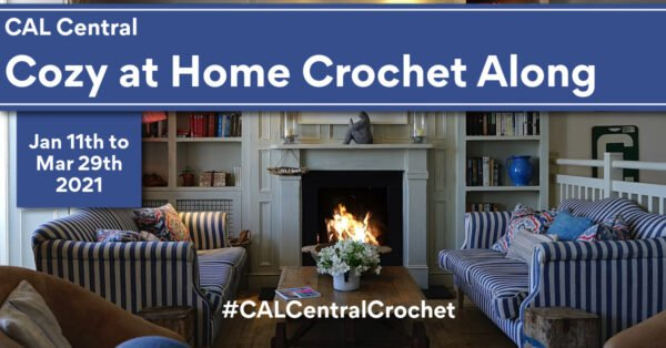 CAL Central Crochet Cozy at Home CAL