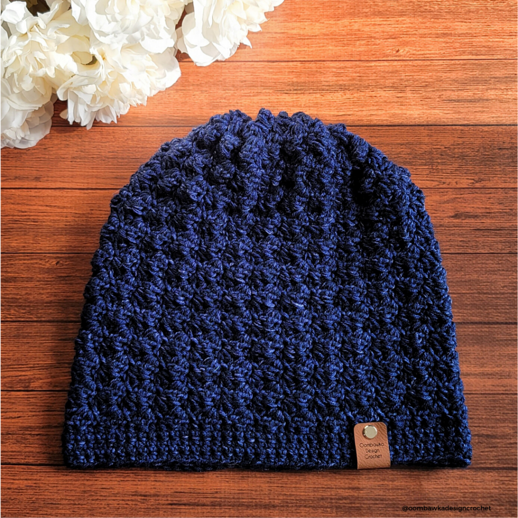 2021 Whatever Will Be Will Be Crochet Hat Pattern