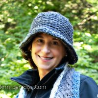 Brookstone Bucket Hat Pattern - Free Pattern Friday