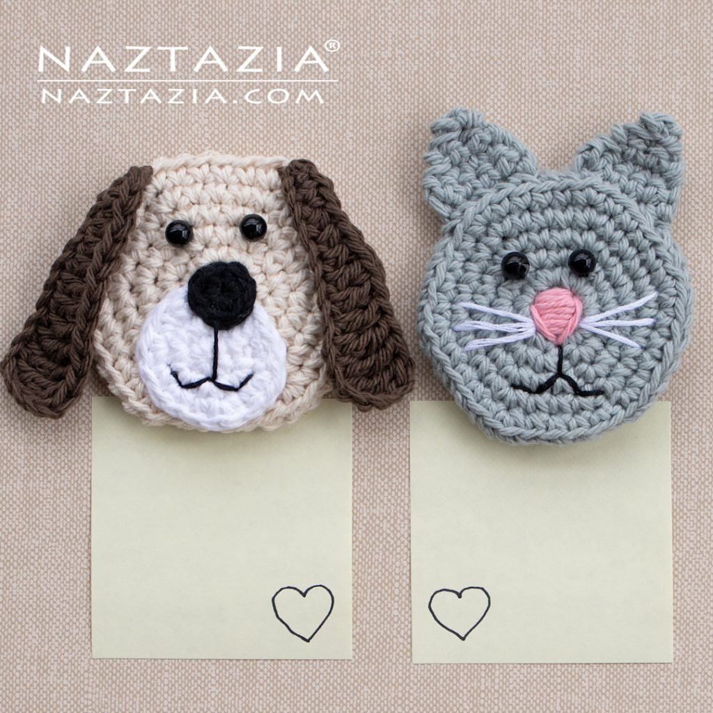 Cat Magnet - Free Pattern Friday