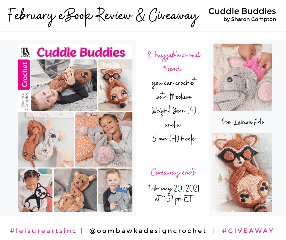 Cuddle Buddies eBook Review and Giveaway ends Feb202021at1159pmET