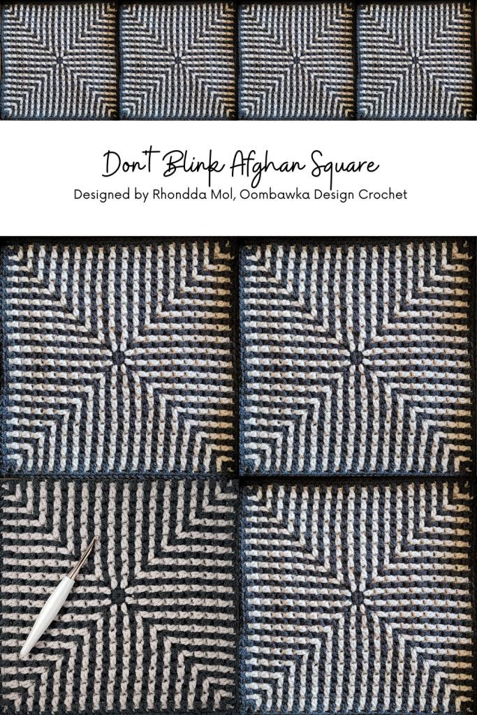 Don't Blink Afghan Square