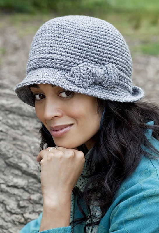 Elegant Hat - Free Pattern Friday