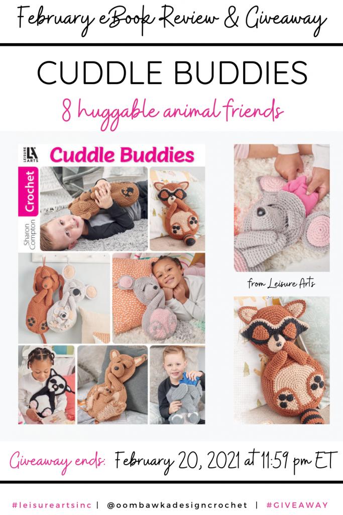 February Cuddle Buddies eBook Leisure Arts PIN